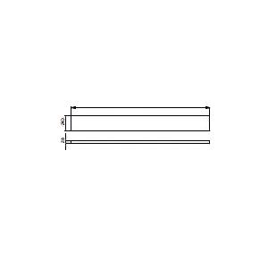 敷板 2m〔杉板〕