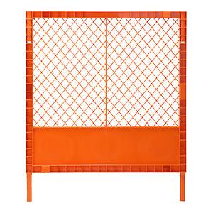 カラーフェンス100・118 橙