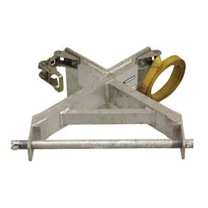 アルミ製梯子 取付金具LH・36A