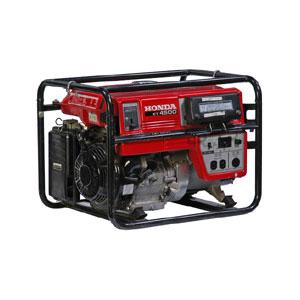 発電機4.5KVA   ガソリン