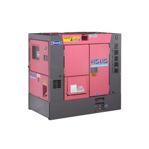 発電機45KVA極超低騒音 ディーゼル2電