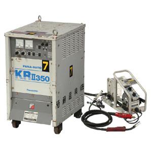 炭酸ガス自動溶接機350A統合
