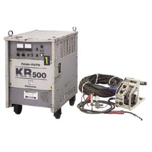 炭酸ガス自動溶接機500A統合