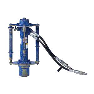 油圧杭打機 KH−150 単管用