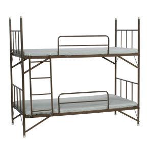 パイプ製二段ベッド