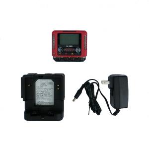 ポケット型ガスモニター4成分GX2009