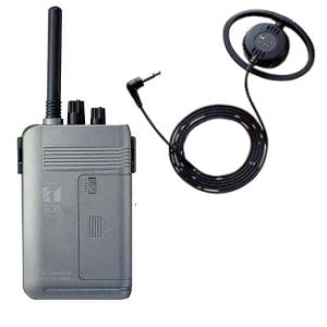ワイヤレスガイド受信機 WT−1100