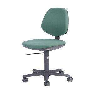 回転椅子CR−G152 布緑