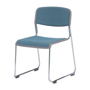 会議用椅子CK−M845KC34N布緑