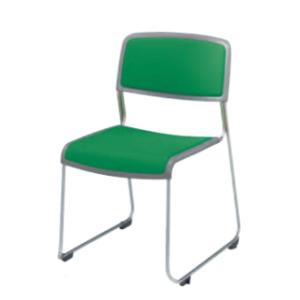 会議用椅子CK−M890 JA23布緑