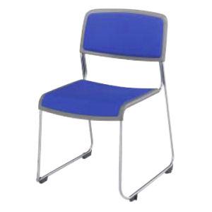 会議用椅子CK−M890VN69レザー青
