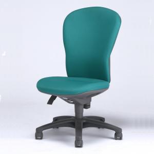 回転椅子CR−G202 布緑HS24