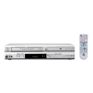ビデオ一体型DVDプレーヤー V250