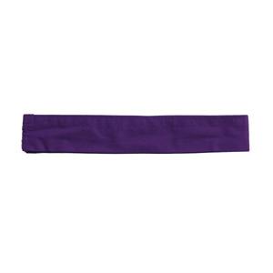 ハチマキ 紫