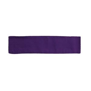 タスキ 紫