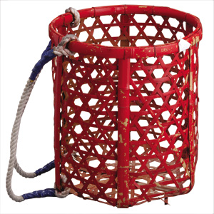 玉入 背負い籠