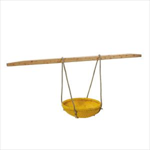 かごかき 丸型 [運動会用]