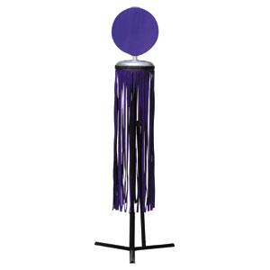 応援まとい 紫