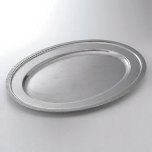皿楕円型金属製 24吋