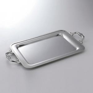 皿角型手付金属製 18吋