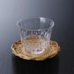コップ 硝子製 冷茶用