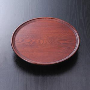 盆 丸型 木製