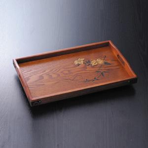 盆 角型 木製