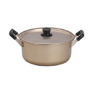 鍋 アルミ製 33径