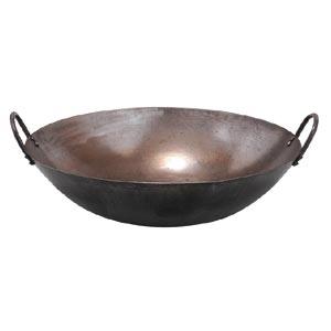 中華鍋 鉄製