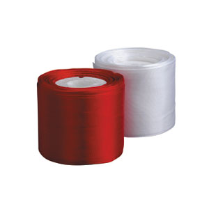 テープカットテープ赤・白(販売)