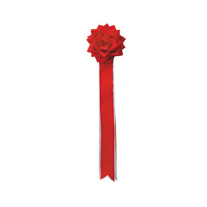 リボンバラ 赤 12(販売)