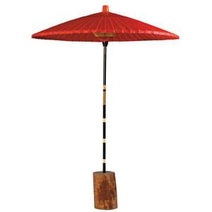 抹茶野点傘