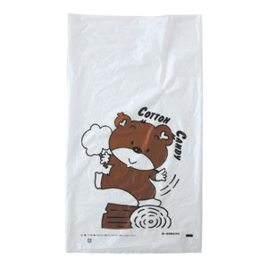 綿菓子用袋 絵入100ケ(販売)