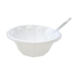 かき氷用皿・スプーン100ヶ(販売)