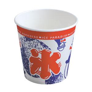 かき氷用スノーカップ100ヶ(販売)