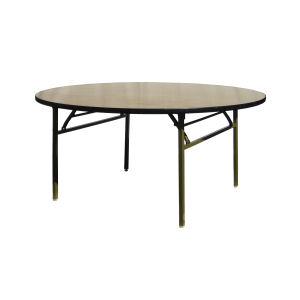 テーブル丸型150・70無地