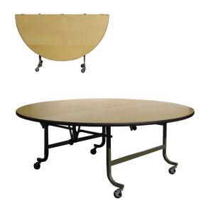 テーブル丸型180・70無地