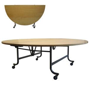 テーブル丸型200・70無地