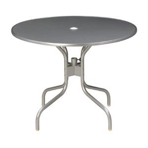 ガーデンテーブルアルミ90径IG6112