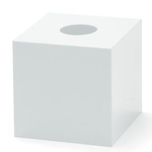 抽選箱45・45・45 アクリル製 白