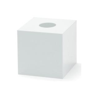 抽選箱30・30・30 アクリル製 白