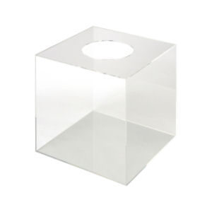 抽選箱30・30・30 アクリル製 透明