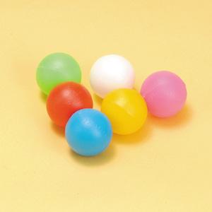 ゲーム用着色ピンポン玉 黄