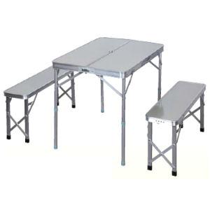 キャンプ用レジャーテーブル