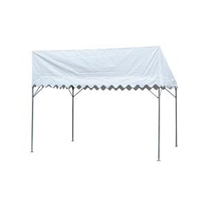 テント片流1.5x2白