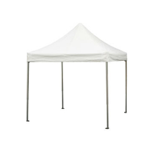 テント ワンタッチ2.4mx2.4m 白