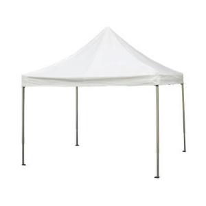 テント ワンタッチ3.0mx3.0m 白