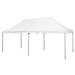 テント ワンタッチ3.0mx6.0m 白