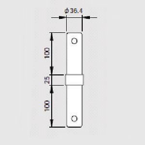 イントレ連結ピンA20