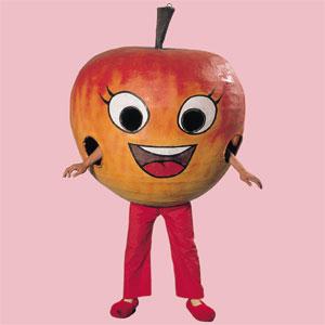 模擬果物リンゴ